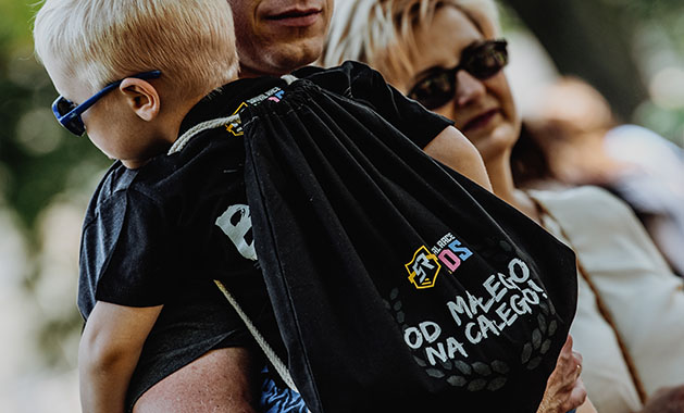 bieg dla dzieci - wrocław i poznań